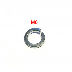 Spring washer M6 - Steel