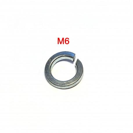 Spring washer M6 - Steel