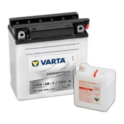 Varta powersports AGM 12v 9AH (135x75x139)mm