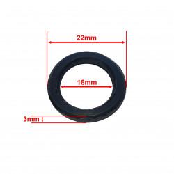 Dustproof seal 16x22x3mm
