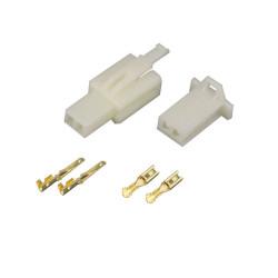 Multistik-sæt til 2 ben m/stikben (2,8mm)