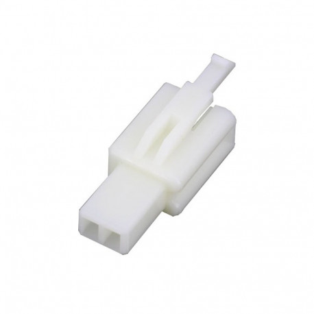 2 pin 2.8mm male connector plug