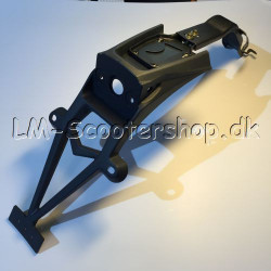 Subframe extension (reinforced plastic version)