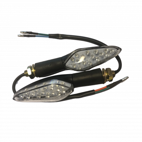 LED turn signal rear