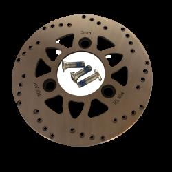Bremseskive til forhjul
