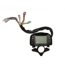 12 - LCD Speedometer