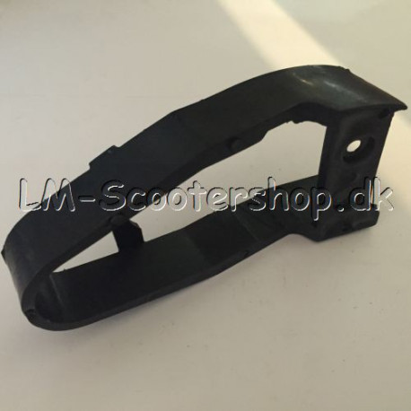 Chain protector swing arm