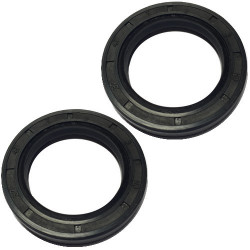 Oil seal rear wheel