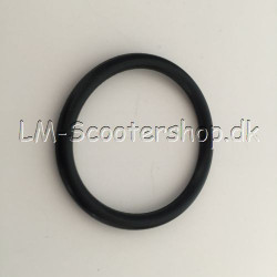 O-ring for left crankcase cover