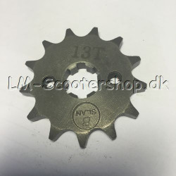 Sprocket 13 teeth - type 428