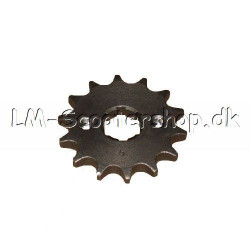 Sprocket 14 teeth - type 428