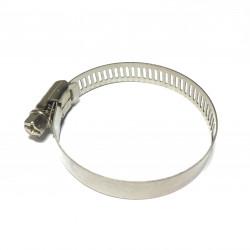 Spændebånd til luftfilterrør 38-57mm