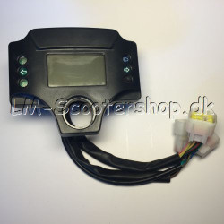 ODO Meter - Digital (Waterproof plug)
