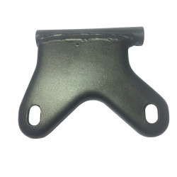 Engine mounting plate
