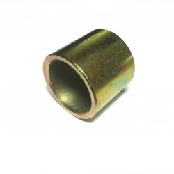 Spacer for front wheel axle