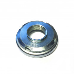 Steering stem lock nut M25
