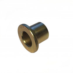 Flange bushing for swing arm