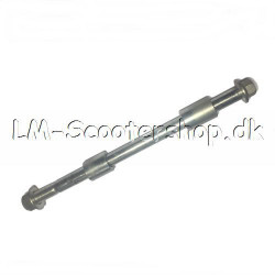Front wheel axle M12×1.25×225mm
