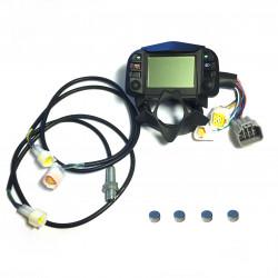 RX50 ombygningskit til LCD Display