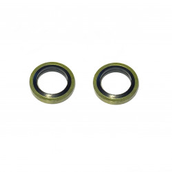 Banjo bolt sealing washers 10mm (set of 2)