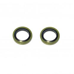 Banjo bolt sealing washers 10mm (set of 2)