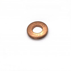 Washer, cylinder bolt copper