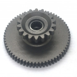 Double gear first assy