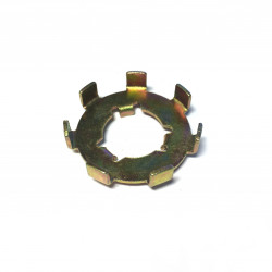 Lock washer for clutch nut