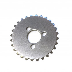 Timing driven sprocket