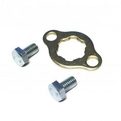 Sprocket lock