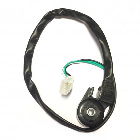 Sensor til sidestøttefod